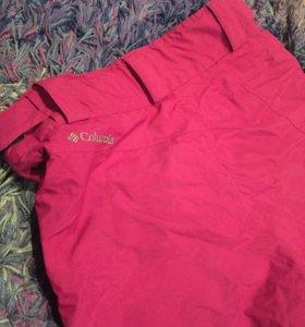 Columbia теплые штаны