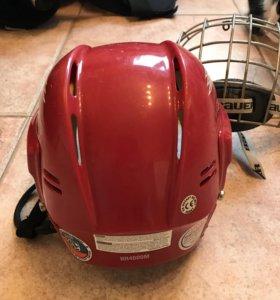 Шлем bauer + маска
