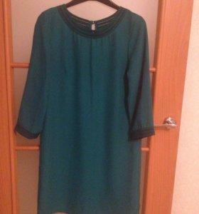 Платье H&M, туника р-р 40-42