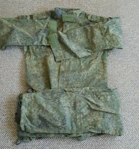 Армейский костюм лето