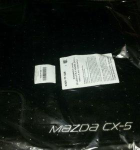 Комплект текстильных ковриков для Мазда -СХ-5