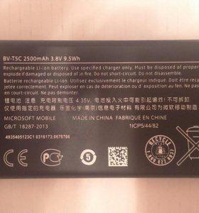 Аккумулятор BV-T5C для Nokia Lumia 640 RM-1073