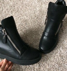 Обувь новая, зима