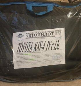 Автомобильные чехлы для автомобиля Toyota RAV4