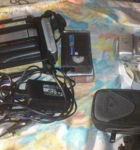 Камера и фотоаппарат и весь комплект к ним