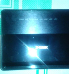 Wi-fi router D-Link