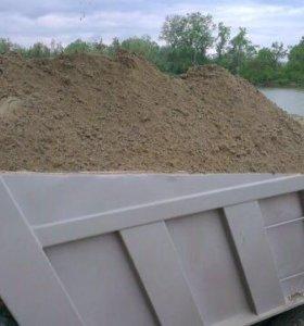 Песок от 1 куба
