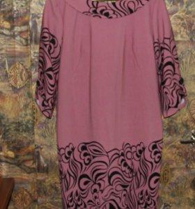 Элегантное платье р. 48-50