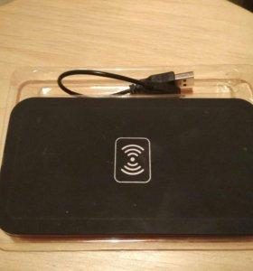 Беспроводная зарядка для смартфона Qi