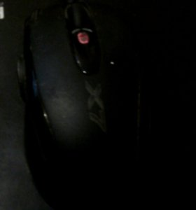 Мышка A4Tech X-755K Black USB
