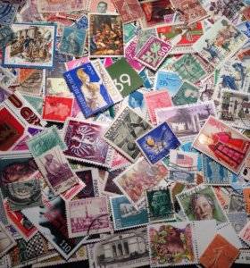 550+ марок мира без повторов