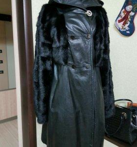 Норковая куртка!!!