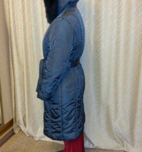 Новое  зимнее пальто (куртка)