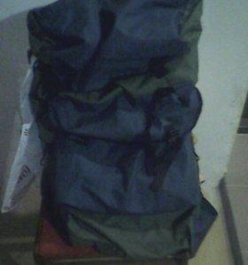 Рюкзак большой, для дальних поездок.
