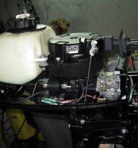 Подвесной лодочный мотор mercury 4