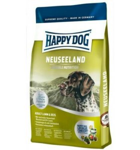 Корм для собак Happy Dog 12.5 кг.