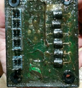 AUTOMATIK voltage regulator (rectifier)E000-22016