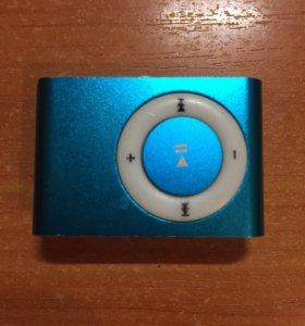 MP3 плеер рабочий с зарядным