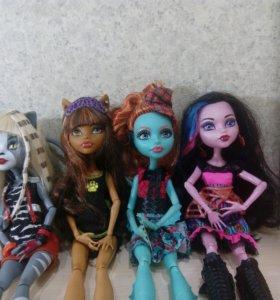 Куклы Монстер Хай(одна кукла)