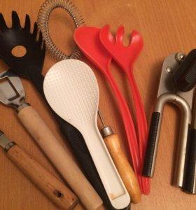 Кухонные приборы, всякие разные