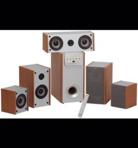 Мультимедийная акустика 5.1