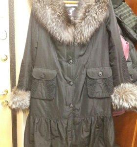 Пальто пехора