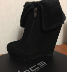 Зимние итальянские ботинки hcs