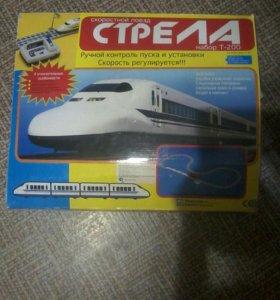 """Электрическая дорога """"СтрелаТ-200"""""""
