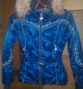Куртка на девочеку