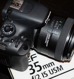 Canon 35/2 IS USM