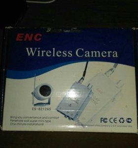 Видеокамера беспроводная для видеонаблюдения