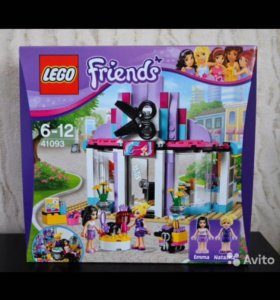 Лего, Lego friends парикхмахерская