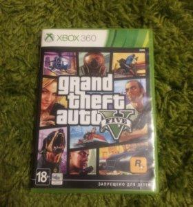 GTA 5  Xbox360 (рус)