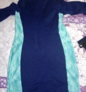 Платье б/у раза 3