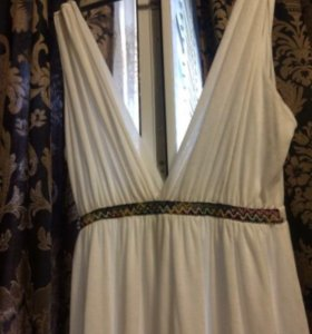 Платье ZARA в греческом стиле