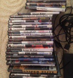 Игровая Приставка  PS 2