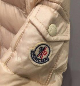 Пальто Moncler демисезонное новое