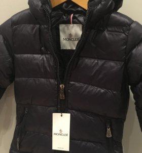 Новое пальто Moncler