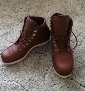 Ботинки кожаные Adidas