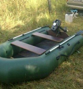 Комплект лодка пвх + мотор