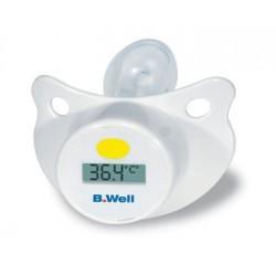 Электронный термометр - соска