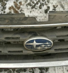 Решетка радиатора Subaru outback B13