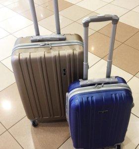 Новый чемодан, ударопрочный. Модель 10.