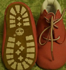 Комплек хб трикотажная шапоска и ботиночки