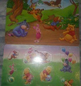 Пазлы для малышей