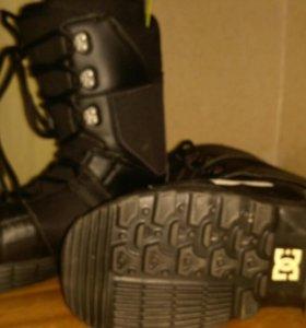 Ботинки DC Phase б/у. 42 eu.