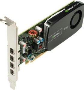 Видеокарта quadro nvs 510 на 4 монитора