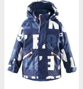 Куртка новая reima 122
