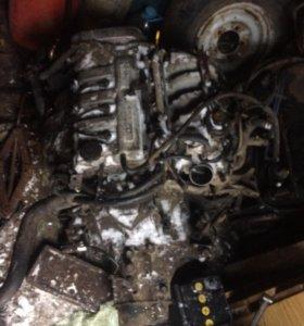 Двигатель с акпп на мазду
