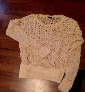 Новый джемпер свитер TopShop